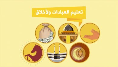 Photo of تعليم العبادات والأخلاق للأطفال