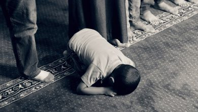 Photo of تعليم الصلاة للأطفال مع سارة