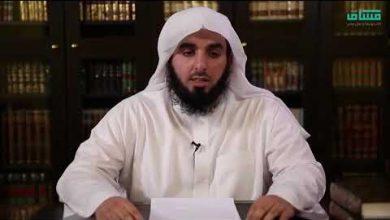 Photo of ( المقوم الأول : النبوغ المبكر ) عبقرية الإمام الشافعي – مشاري الشثري