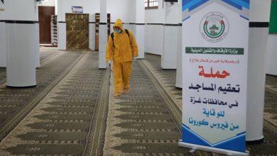 Photo of إرشادات وتعليمات خاصة بصلاة الجمعة في ظل جائحة كورونا